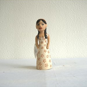 Boneca Maria alecrim